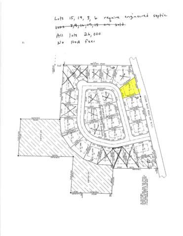 Lot 4 Legacy Trace, Southside, AL 35907 (MLS #1099556) :: Legend Realty