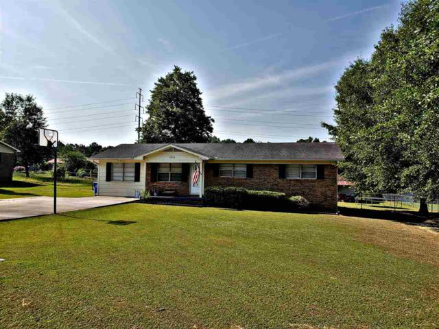 1604 Linwood Street, Hartselle, AL 35640 (MLS #1099611) :: RE/MAX Distinctive | Lowrey Team