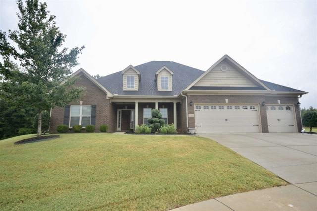 210 Creekedge Circle, Madison, AL 35757 (MLS #1100041) :: Capstone Realty