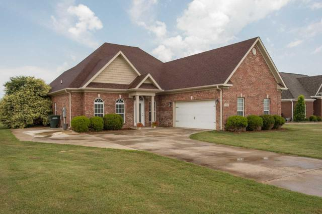 106 Meadow Ridge Drive, Hazel Green, AL 35750 (MLS #1100052) :: RE/MAX Distinctive | Lowrey Team