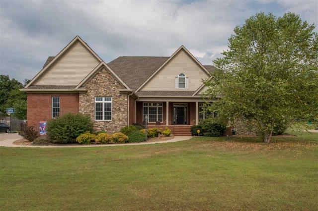 5 Honeysuckle Drive, Fayetteville, AL 37334 (MLS #1100129) :: RE/MAX Alliance