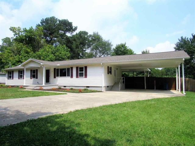 107 Phillipson Drive, Albertville, AL 35951 (MLS #1100199) :: RE/MAX Alliance