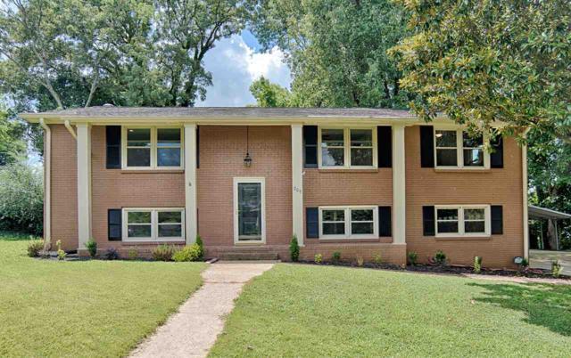 209 Jones Valley Drive, Huntsville, AL 35802 (MLS #1100249) :: Legend Realty