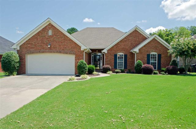 1940 Red Sunset Drive, Decatur, AL 35603 (MLS #1100360) :: Amanda Howard Sotheby's International Realty