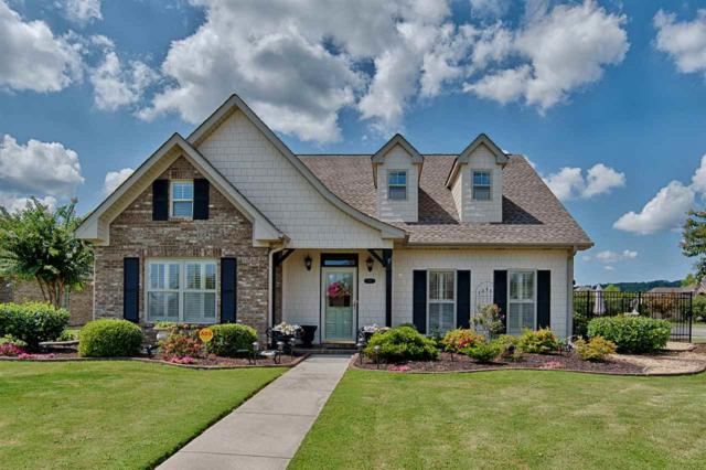 711 Appaloosa Lane, Decatur, AL 35603 (MLS #1100678) :: Amanda Howard Sotheby's International Realty