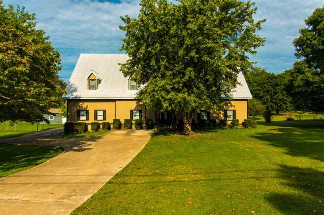 394 Bradford Lane, Huntsville, AL 35811 (MLS #1100739) :: RE/MAX Alliance