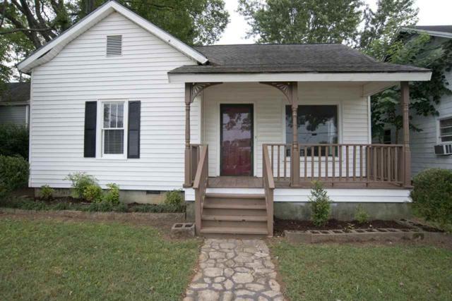 1024 NE Oakwood Avenue, Huntsville, AL 35811 (MLS #1100815) :: RE/MAX Distinctive | Lowrey Team