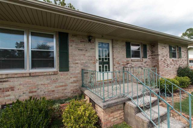 34 Sandra Lane, Athens, AL 35611 (MLS #1100872) :: Capstone Realty