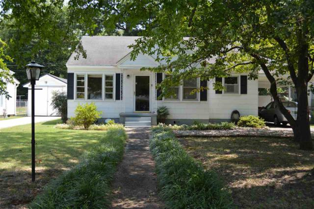 1106 9TH AVENUE, Decatur, AL 35601 (MLS #1101034) :: Capstone Realty