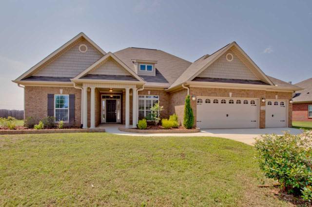 110 Bramble Creek Drive, Meridianville, AL 35759 (MLS #1101090) :: Capstone Realty