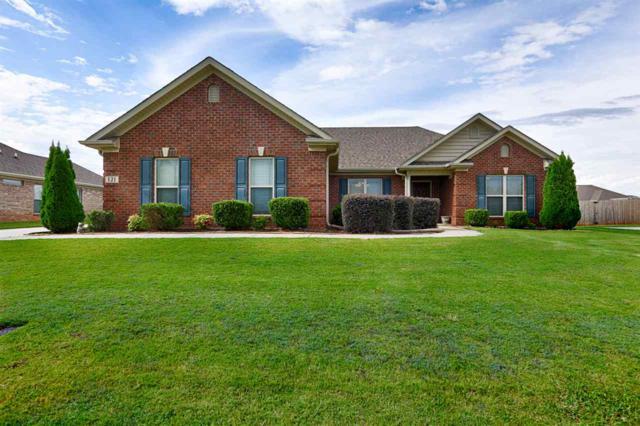 121 Lexi Lane, Meridianville, AL 35759 (MLS #1101091) :: Capstone Realty