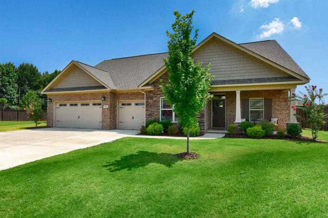103 Duchess Drive, Madison, AL 35758 (MLS #1101130) :: Capstone Realty