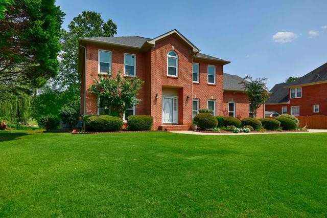 114 Lake Crest Drive, Madison, AL 35758 (MLS #1101194) :: Capstone Realty