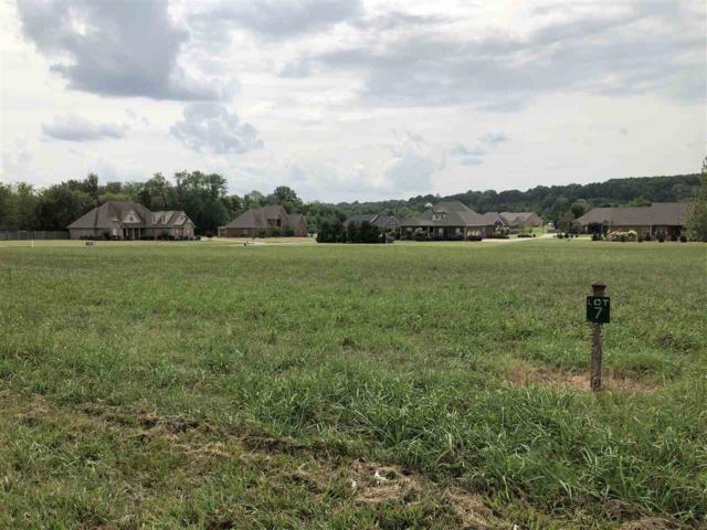 3445 South Chapel Hill Road Lot 7, Decatur, AL 35603 (MLS #1101216) :: Capstone Realty