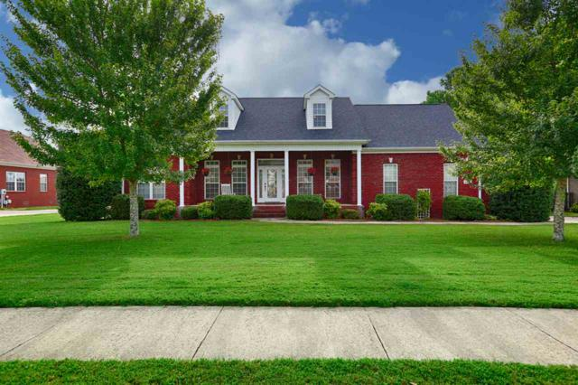 119 Spearpoint Lane, Meridianville, AL 35759 (MLS #1101261) :: The Pugh Group RE/MAX Alliance