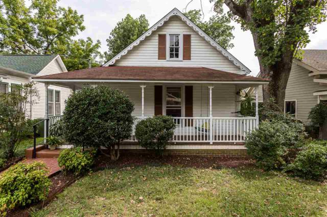 1014 Pratt Avenue, Huntsville, AL 35801 (MLS #1101277) :: RE/MAX Distinctive | Lowrey Team