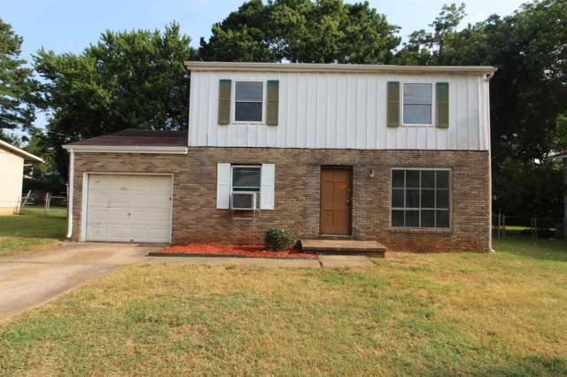 424 Edgemont Drive, Huntsville, AL 35811 (MLS #1101484) :: RE/MAX Alliance