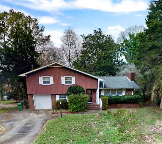 4004 Devon Street, Huntsville, AL 35802 (MLS #1101607) :: Amanda Howard Sotheby's International Realty