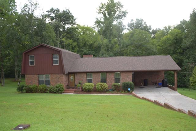 929 Monte Vista Drive, Gadsden, AL 35904 (MLS #1101609) :: RE/MAX Alliance