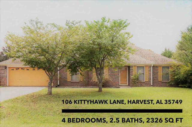 106 Kittyhawk Lane, Harvest, AL 35749 (MLS #1101745) :: RE/MAX Alliance