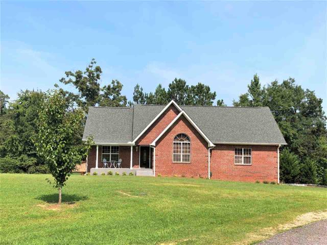 145 Quail Point Drive, Centre, AL 35960 (MLS #1101817) :: RE/MAX Alliance