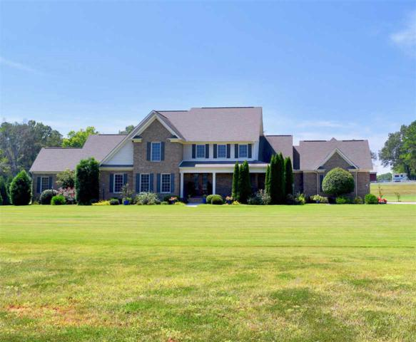 863 Rountree Place, Huntsville, AL 35756 (MLS #1102005) :: RE/MAX Alliance