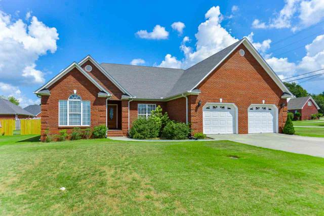 601 Avalon Drive, Hartselle, AL 35640 (MLS #1102177) :: Amanda Howard Sotheby's International Realty