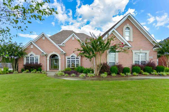 2012 Brayden Drive, Decatur, AL 35603 (MLS #1102253) :: Legend Realty