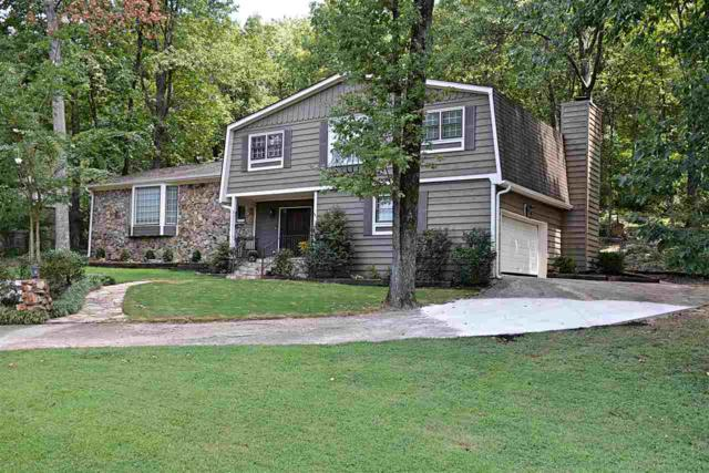 2607 Scenic Drive, Huntsville, AL 35801 (MLS #1102450) :: RE/MAX Alliance