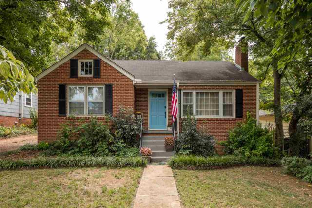 1614 Clinton Avenue, Huntsville, AL 35801 (MLS #1102549) :: RE/MAX Alliance