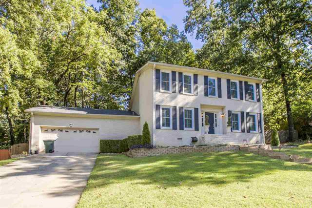 1309 Deans Drive, Huntsville, AL 35802 (MLS #1102735) :: Amanda Howard Sotheby's International Realty