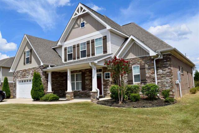 2745 Slate Drive, Huntsville, AL 35803 (MLS #1102783) :: Legend Realty