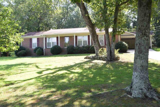 1415 Monte Vista Drive, Gadsden, AL 35904 (MLS #1102973) :: Legend Realty