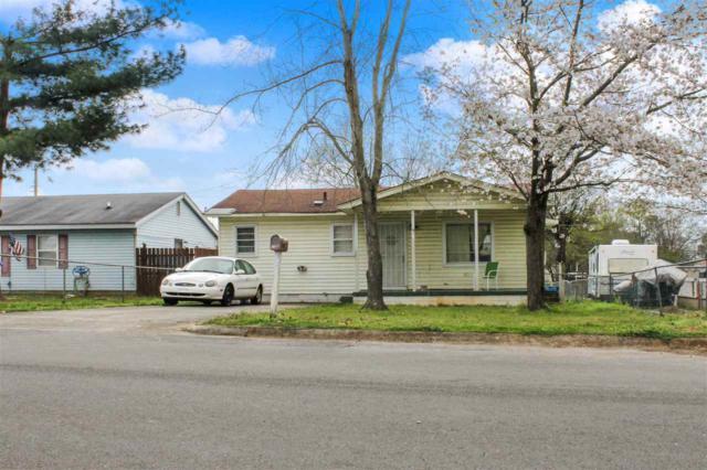 305 N Fulton Drive, Florence, AL 35630 (MLS #1103122) :: Legend Realty