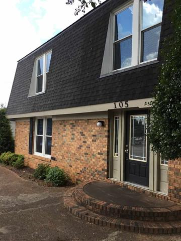 105 Central Avenue, Huntsville, AL 35801 (MLS #1103199) :: RE/MAX Alliance