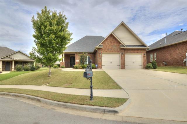 122 Somerset Park Drive, Huntsville, AL 35811 (MLS #1103257) :: RE/MAX Distinctive | Lowrey Team