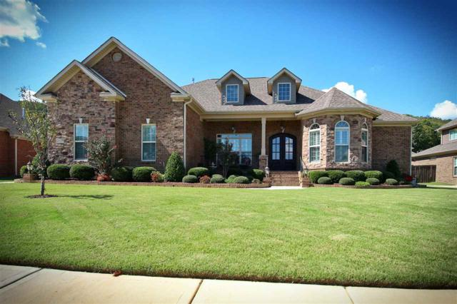 2016 Meadow Creek Circle, Owens Cross Roads, AL 35763 (MLS #1103451) :: Legend Realty