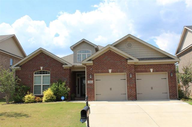 15016 Lakeside Trail, Huntsville, AL 35803 (MLS #1103537) :: RE/MAX Distinctive | Lowrey Team
