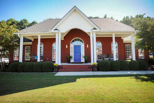1110 Ridgecrest Lane, Hartselle, AL 35640 (MLS #1103543) :: Capstone Realty