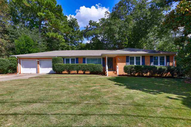 704 Killarney Drive, Huntsville, AL 35816 (MLS #1103546) :: Capstone Realty
