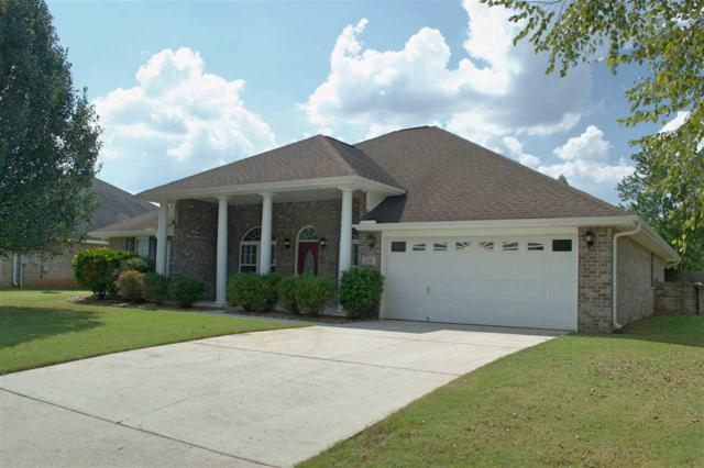 110 Crystal Breeze Drive, Harvest, AL 35749 (MLS #1103550) :: Legend Realty