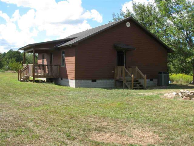 480 County Road 1021, Vinemont, AL 35179 (MLS #1103641) :: Legend Realty