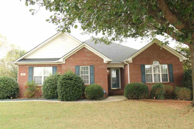 107 Manor House Drive, Huntsville, AL 35811 (MLS #1103677) :: The Pugh Group RE/MAX Alliance