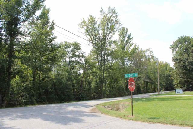 0 Bobo Section Road, Hazel Green, AL 35750 (MLS #1103691) :: RE/MAX Distinctive | Lowrey Team