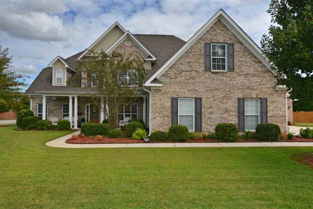 3201 Mossy Rock Road, Hampton Cove, AL 35763 (MLS #1103697) :: Legend Realty