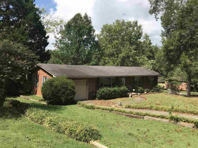 725 Chambers Drive, Huntsville, AL 35801 (MLS #1103834) :: Capstone Realty