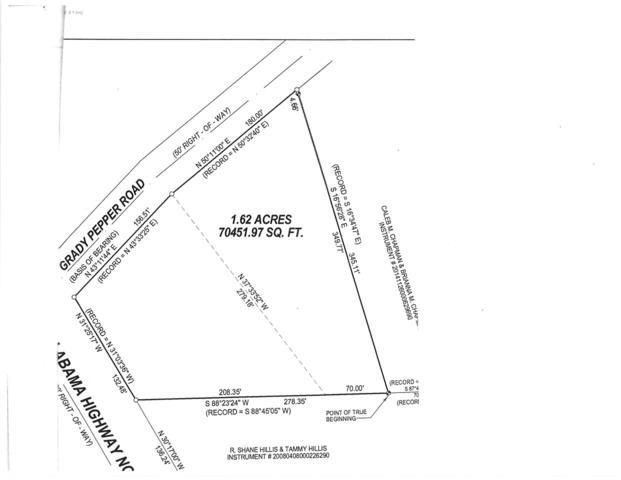 Grady Pepper Road, Ardmore, AL 35739 (MLS #1103862) :: Weiss Lake Realty & Appraisals