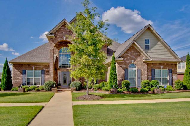 24 Wax Lane, Huntsville, AL 35824 (MLS #1103873) :: Amanda Howard Sotheby's International Realty