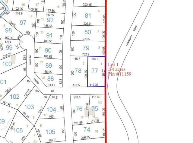 Lot 1 & 2 County Road 667, Cedar Bluff, AL 35959 (MLS #1103887) :: RE/MAX Alliance