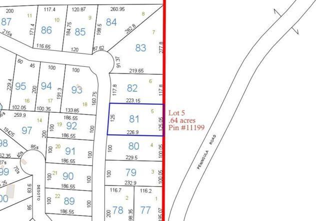 Lot 5 & 6 County Road 667, Cedar Bluff, AL 35959 (MLS #1103907) :: RE/MAX Alliance
